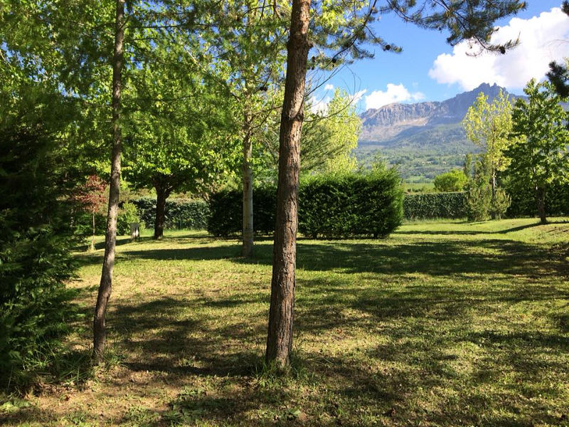 Camping Serre-Ponçon Naturiste